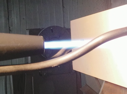 超音速火焰喷涂