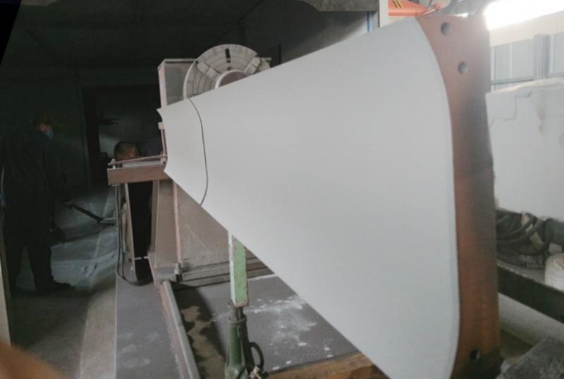 湘潭钢铁炼钢厂结晶器铜版